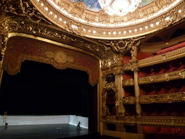 PALAIS GARNIER【オペラ・ガルニエ】_f0218513_023168.jpg