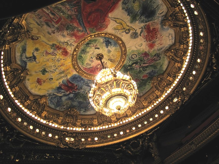 PALAIS GARNIER【オペラ・ガルニエ】_f0218513_0331100.jpg
