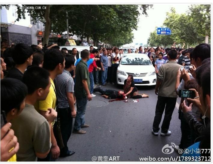 """今度の中国人の暴動が、""""真実の歴史""""を見事に証明してくれた!?_e0171614_20411421.jpg"""