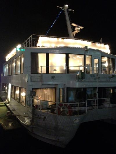 OCEANUS presents 須永辰緒さん@sunaga_t  の名イベント【夜ジャズ】プレミアムクルーズ2012楽しかった☆→_b0032617_1711065.jpg