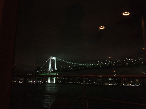 OCEANUS presents 須永辰緒さん@sunaga_t  の名イベント【夜ジャズ】プレミアムクルーズ2012楽しかった☆→_b0032617_1714739.jpg