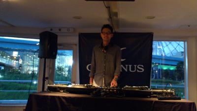 OCEANUS presents 須永辰緒さん@sunaga_t  の名イベント【夜ジャズ】プレミアムクルーズ2012楽しかった☆→_b0032617_17244017.jpg