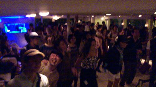 OCEANUS presents 須永辰緒さん@sunaga_t  の名イベント【夜ジャズ】プレミアムクルーズ2012楽しかった☆→_b0032617_17253365.jpg