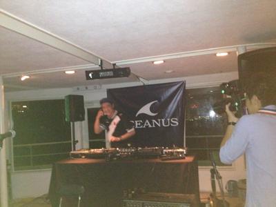 OCEANUS presents 須永辰緒さん@sunaga_t  の名イベント【夜ジャズ】プレミアムクルーズ2012楽しかった☆→_b0032617_17255771.jpg