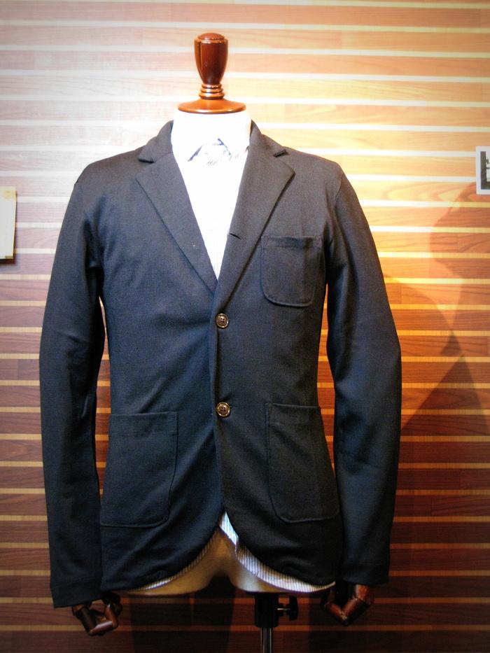 ◆Wool Knit IVY Jacket_e0142928_17273354.jpg
