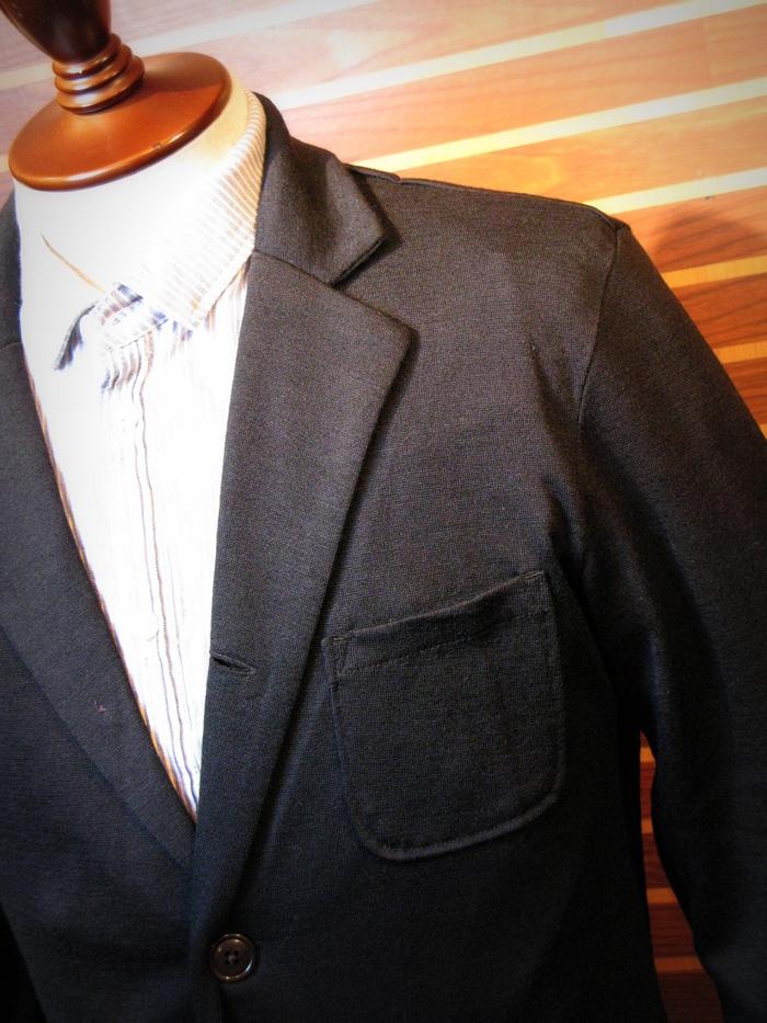 ◆Wool Knit IVY Jacket_e0142928_17275785.jpg