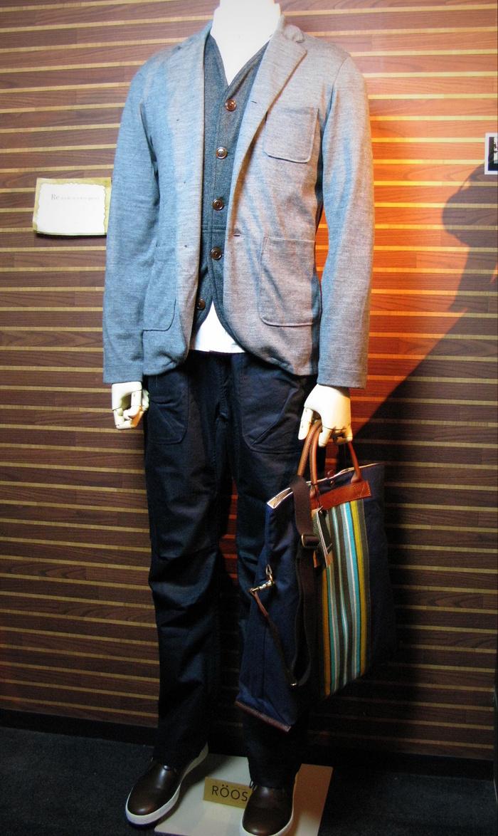 ◆Wool Knit IVY Jacket_e0142928_17294862.jpg