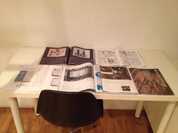 TAjiKA Scissors Exhibition vol.1 はさみのおと展_e0295731_19213589.jpg