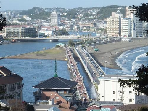 久し振りに江ノ島に...._b0137932_20204592.jpg