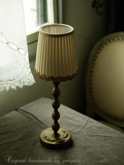 スタンド照明のリメイク_e0172847_1059851.jpg