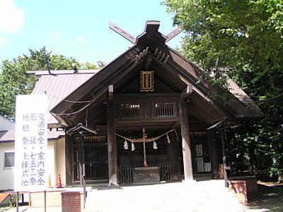 野幌グリーンモールに沿って_f0078286_12245545.jpg