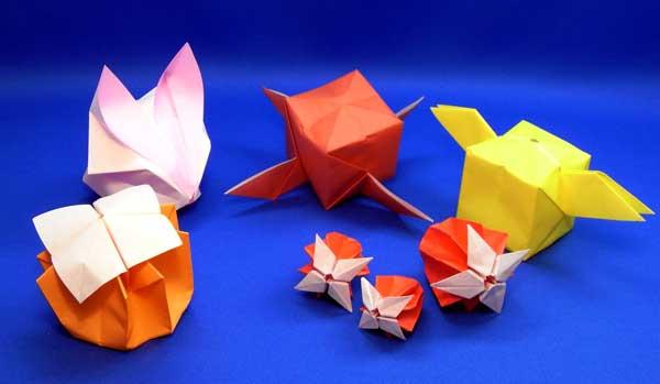 クリスマス 折り紙 風船 折り紙 : arigozira.exblog.jp