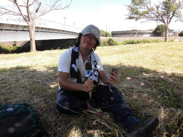ラジオf「ふじさんコンパス」で「彼岸花ウォーク」の見どころを事前紹介_f0141310_7164519.jpg