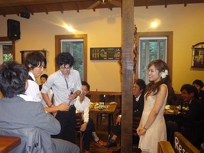 結婚式二次会 【Chef\'s Report】_f0111415_1121092.jpg