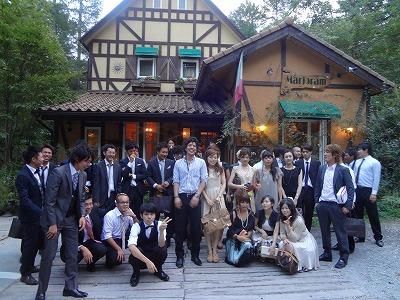 結婚式二次会 【Chef\'s Report】_f0111415_1121513.jpg
