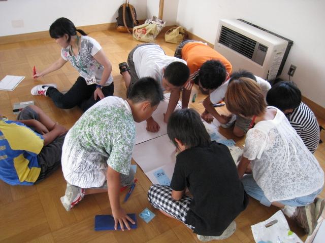新潟市立赤塚小学校において『あなたのたいせつなものは何ですか?』のWSを行いました。_c0167632_1711255.jpg
