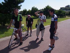 松島サイクリングへ_e0140354_1023294.jpg