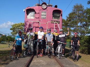 松島サイクリングへ_e0140354_10262336.jpg