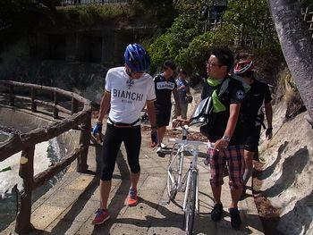 松島サイクリングへ_e0140354_1041111.jpg