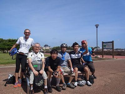 松島サイクリングへ_e0140354_9573294.jpg