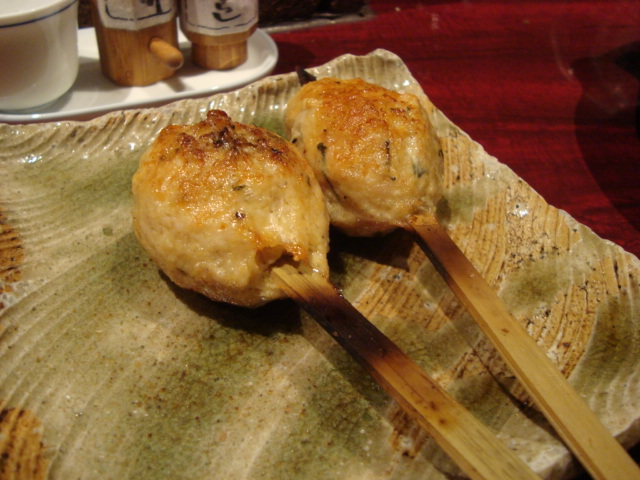 麻布十番「地鶏料理 猿のしっぽ」へ行く。_f0232060_22462095.jpg