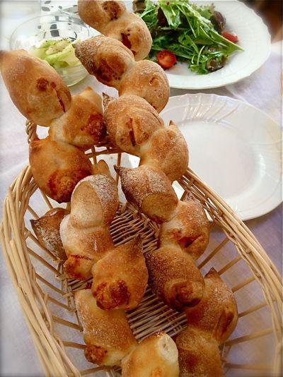 趣味のパン作り。_f0174982_7101092.jpg