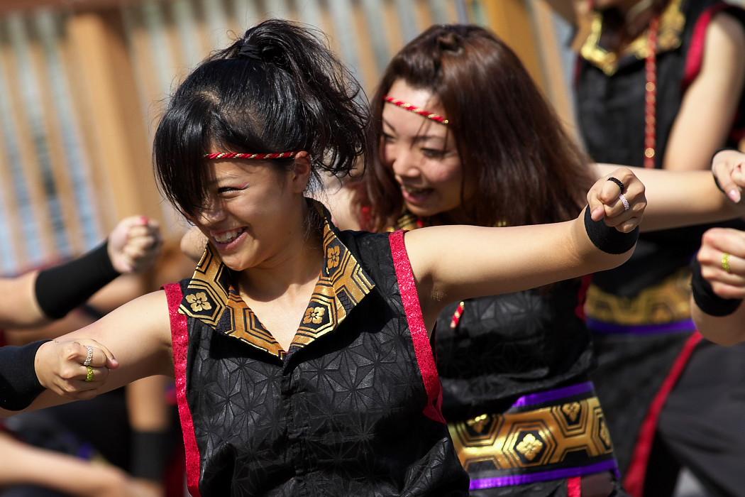 凰@第10回静岡おだっくい祭り_c0187584_18412074.jpg
