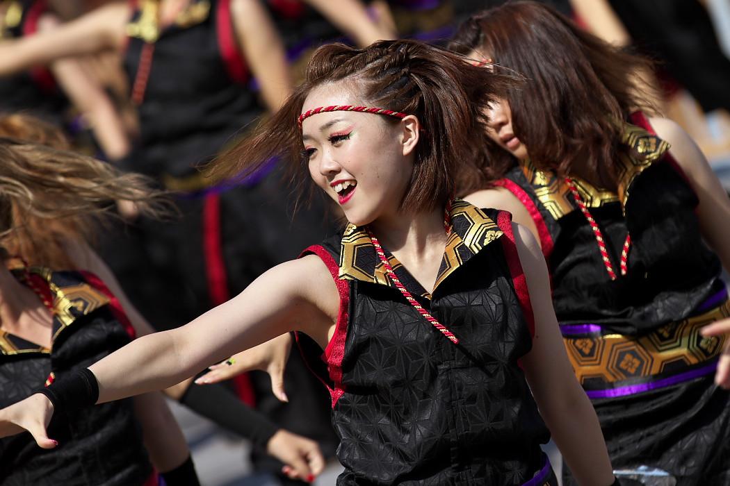 凰@第10回静岡おだっくい祭り_c0187584_18422631.jpg