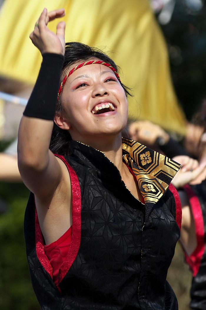 凰@第10回静岡おだっくい祭り_c0187584_18472027.jpg