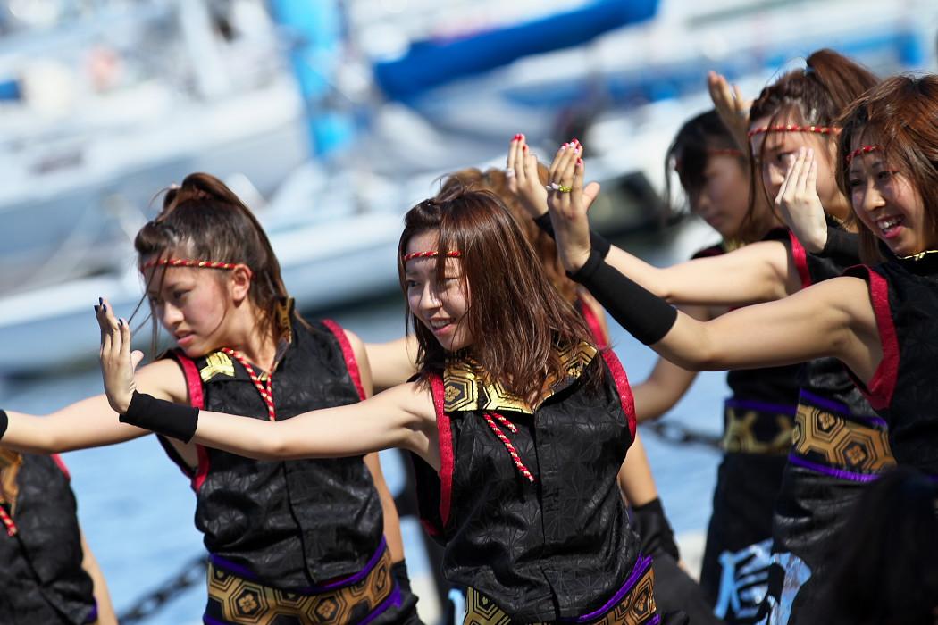 凰@第10回静岡おだっくい祭り_c0187584_18473889.jpg
