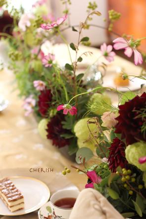 テーブルを飾る_b0208604_0541378.jpg