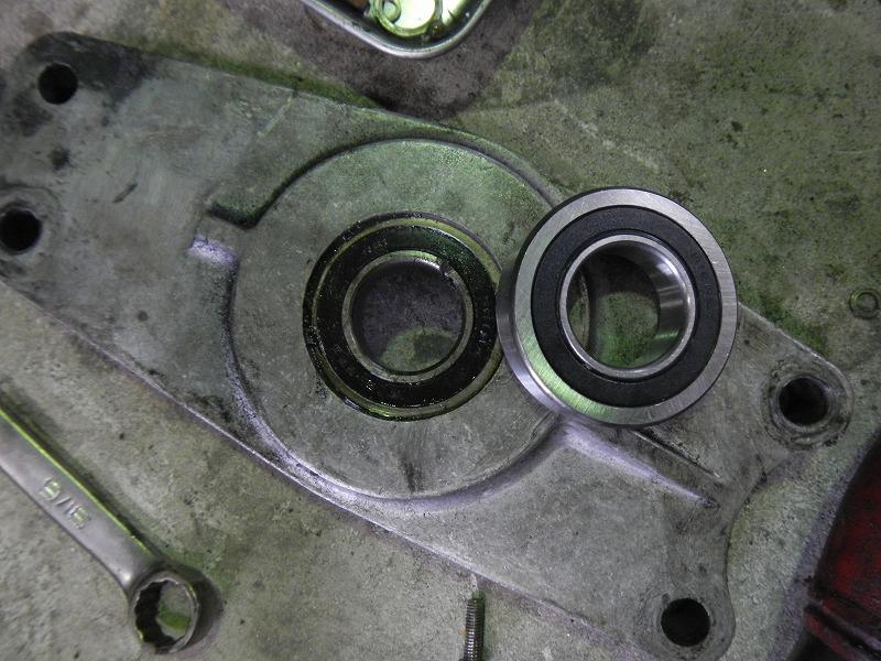 Kick修理&発電修理_c0152253_9252423.jpg