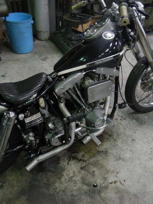 Kick修理&発電修理_c0152253_92746.jpg