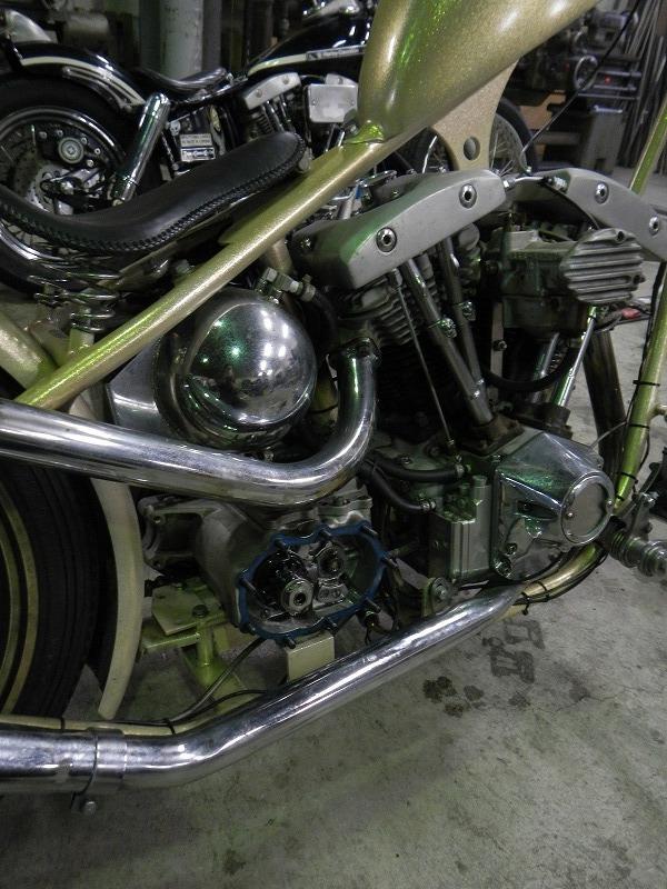 Kick修理&発電修理_c0152253_9281766.jpg