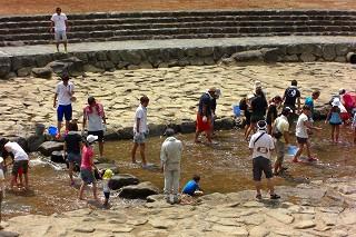 2012年 岩魚つかみどり大会_c0208355_11132827.jpg