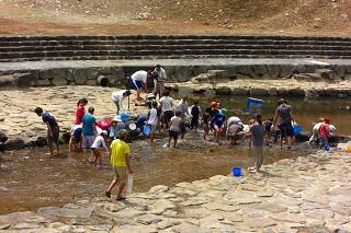 2012年 岩魚つかみどり大会_c0208355_1114335.jpg