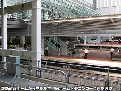 博多レポート8 九州新幹線800系とJR西日本N700系_c0167961_3195029.jpg