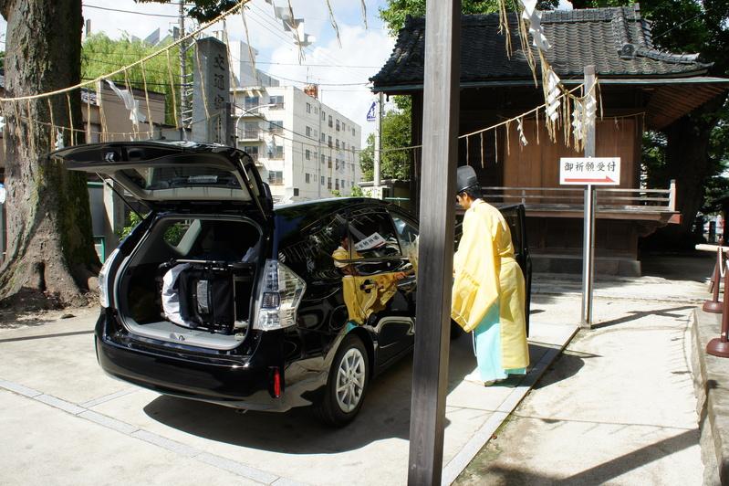 自動車祈祷  2012.9.17_e0223769_11185183.jpg
