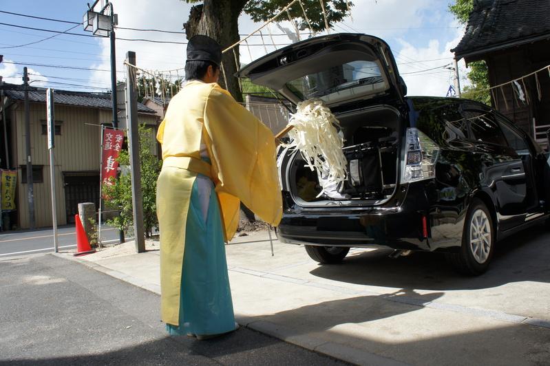 自動車祈祷  2012.9.17_e0223769_11195824.jpg