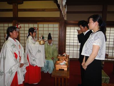 「百合枝・澄人君」結婚おめでとう_b0092684_6354678.jpg