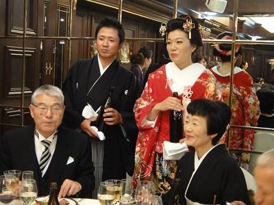 「百合枝・澄人君」結婚おめでとう_b0092684_638736.jpg