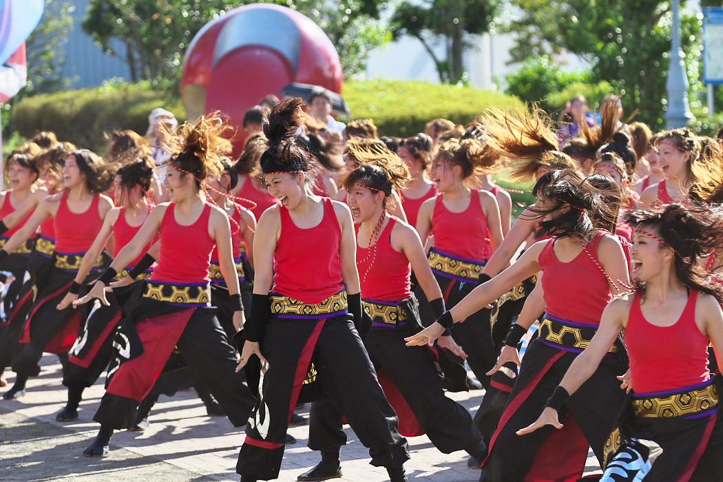 凰@第10回静岡おだっくい祭り(その2)_c0187584_20134261.jpg
