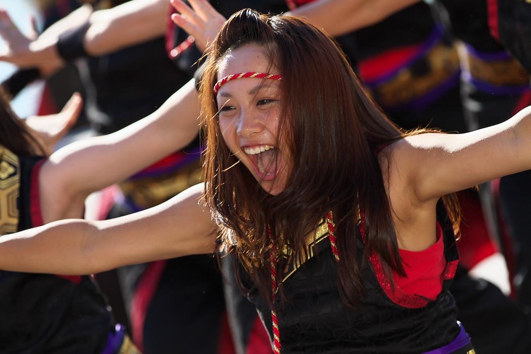 凰@第10回静岡おだっくい祭り(その2)_c0187584_2022567.jpg