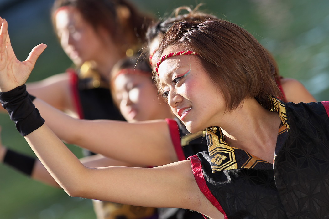 凰@第10回静岡おだっくい祭り(その2)_c0187584_2052675.jpg