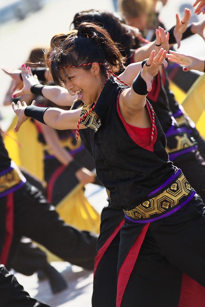 凰@第10回静岡おだっくい祭り(その2)_c0187584_2074451.jpg