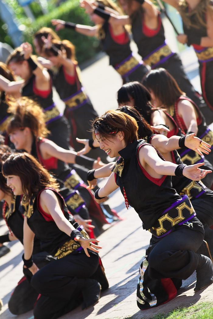 凰@第10回静岡おだっくい祭り(その2)_c0187584_2081067.jpg