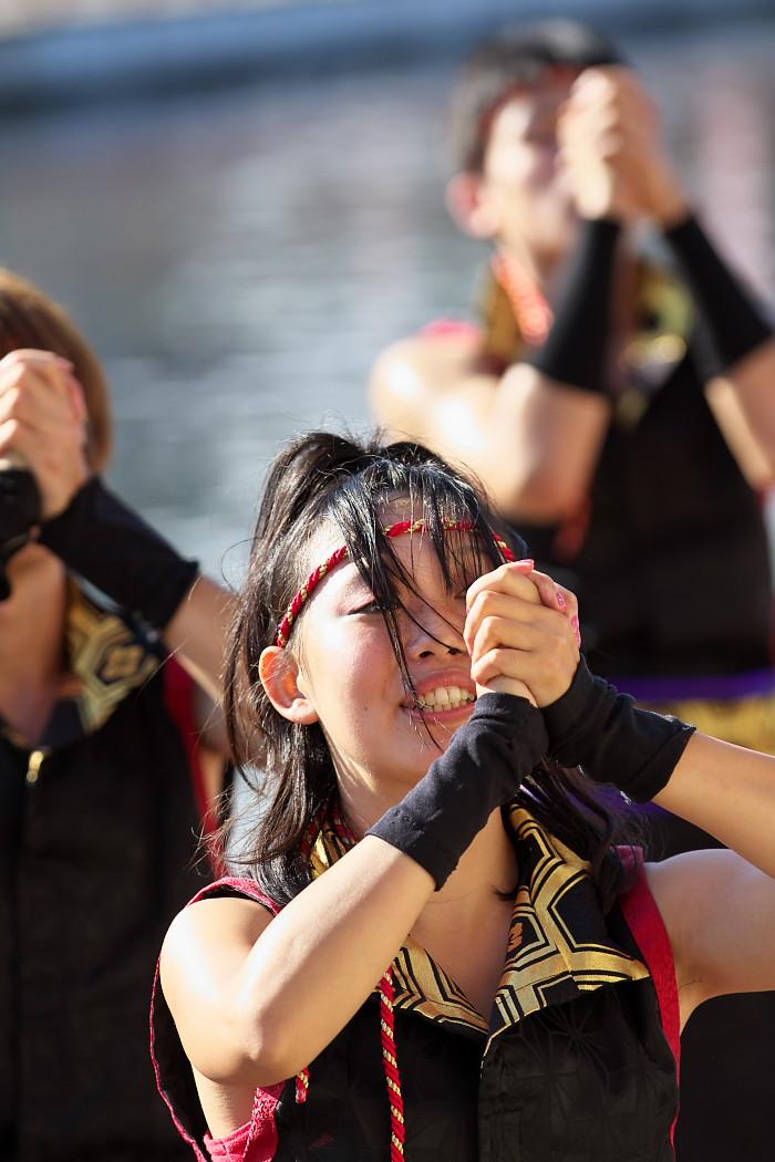 凰@第10回静岡おだっくい祭り(その2)_c0187584_2091518.jpg