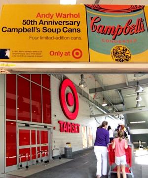 ウォーホールの代表作「キャンベル・スープ缶」を再現した本物のスープ缶がたった75セント?!_b0007805_8211379.jpg