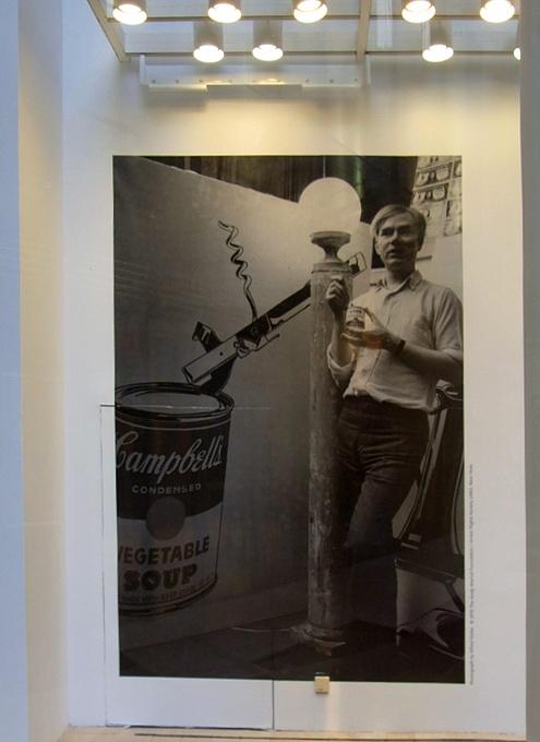 ウォーホールの代表作「キャンベル・スープ缶」を再現した本物のスープ缶がたった75セント?!_b0007805_8213418.jpg