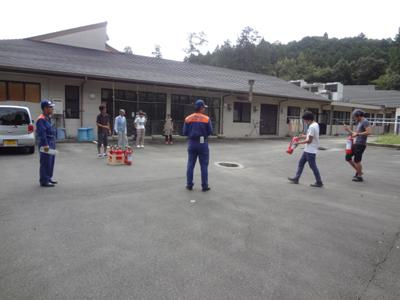 9/19消防訓練を実施しました!_a0154110_1153728.jpg